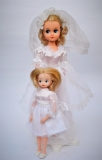 a Fleur doll Brides' Happines
