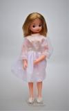 a Fleur doll Bridesmaid