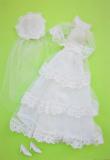 Fleur outfit doll Bride