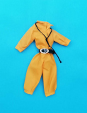 Fleur outfit 1254 Budget Fashions yellow
