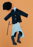 Fleur outfit 1267 Jockey  with scarf