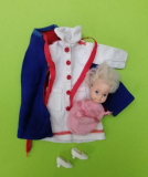 Fleur outfit doll Baby Nurse
