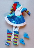 Fleur outfit doll Colour Star
