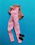 Fleur outfit doll Dungaree