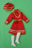 Fleur outfit doll Parade