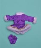 Fleur outfit doll Skater