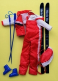 Fleur outfit doll Ski Star