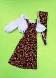 Fleur outfit doll Standard black variation