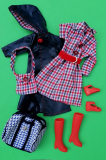 Fleur outfit doll Travel