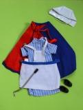 Fleur outfit doll Nurse complete