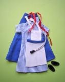 Fleur outfit doll Nurse