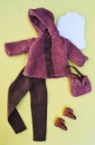 Fleur outfit 1219, from play lot, excellent