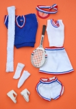 Fleur outfit 1228 Tennis, complete