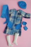 Fleur outfit 1239 DUBBEL blue winter