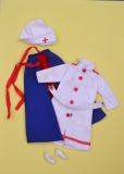 Fleur outfit Baby Nurse doll, excellent