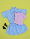 Fleur outfit doll Promotion doll, excellent, htf