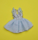 Fleur outfit doll ballerina doll, blue version