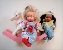 Heart Family doll baby lot