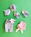 Heart Family outfit Z baby clothes