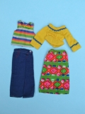 Sunshine Family outfits pa and ma Happy Family
