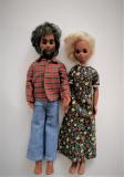 Sunshine Family dolls grandparents  AA 1