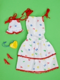Heart Family outfit Mom & Baby Fashion Sun dress