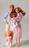 Heart Family doll A complete original clothing