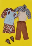 Sunshine Family outfits Grandparents