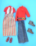 Sunshine Family outfits pa and ma