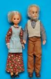 Sunshine Family dolls grandparents