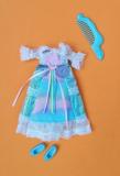 Lady Lovelylocks outfit original dress Maiden Fair Hair