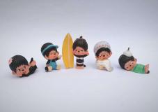 Monchchichi mini 1