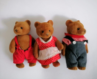 Sylvianian bears lot