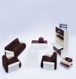 Dollhouse furniture Modella 1