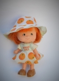 Orange Juice doll (Strawberry Shortcake friend) 1981