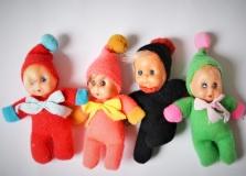 z El Greco Matchbox dolls