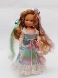 Lady Lovelylocks doll b Maiden Fairhair
