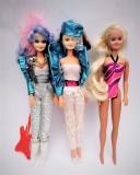 Barbie clone doll 1980s Rock Stars 4