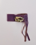Darci outfit Plum Perfect belt