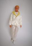Barbie clone doll 1980s white 1