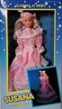 Barbie clone doll 1980s Susana Dream Glow 1