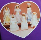 Barbie clone doll 1980s Susana boxed Bride blue 2