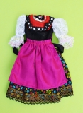 Barbie clone clothes Dirndl dress 1