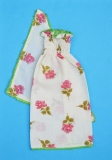 Dusty outfit Trendsetter floral dress and scarf