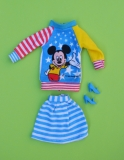Schillman Mickey & Pals Funwear outfit