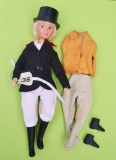 Anna Moore from the Champions Pedigree, with original and bonus outfit (Side Saddle )
