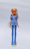 Leggy Pepper, European Leggy doll, as new condition