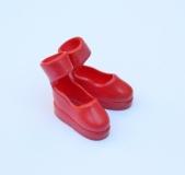 Leggy Pepper, European Leggy doll pink shoes