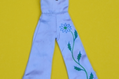 Abba by Matchbox outfit blue jumpsuit