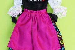 Barbie clone clothes Dirndl dress